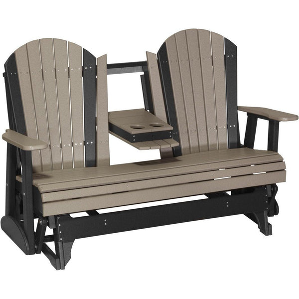5' Adirondack Glider-Outdoor-The Amish House