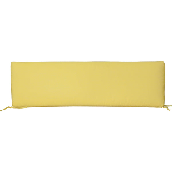 Outdoor 5' Seat Cushion Buttercup