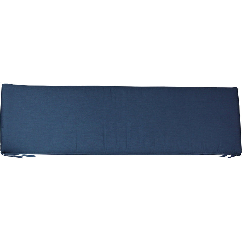 Outdoor 5' Seat Cushion Spectrum Indigo