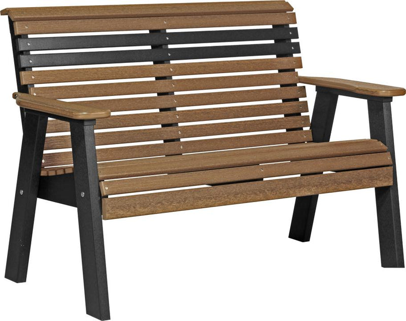 4' Classic Outdoor Bench