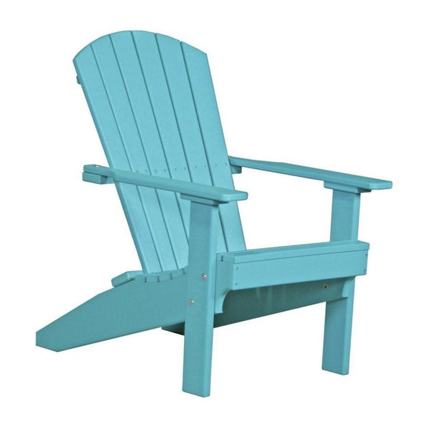 Lakeside Adirondack Chair Aruba Blue