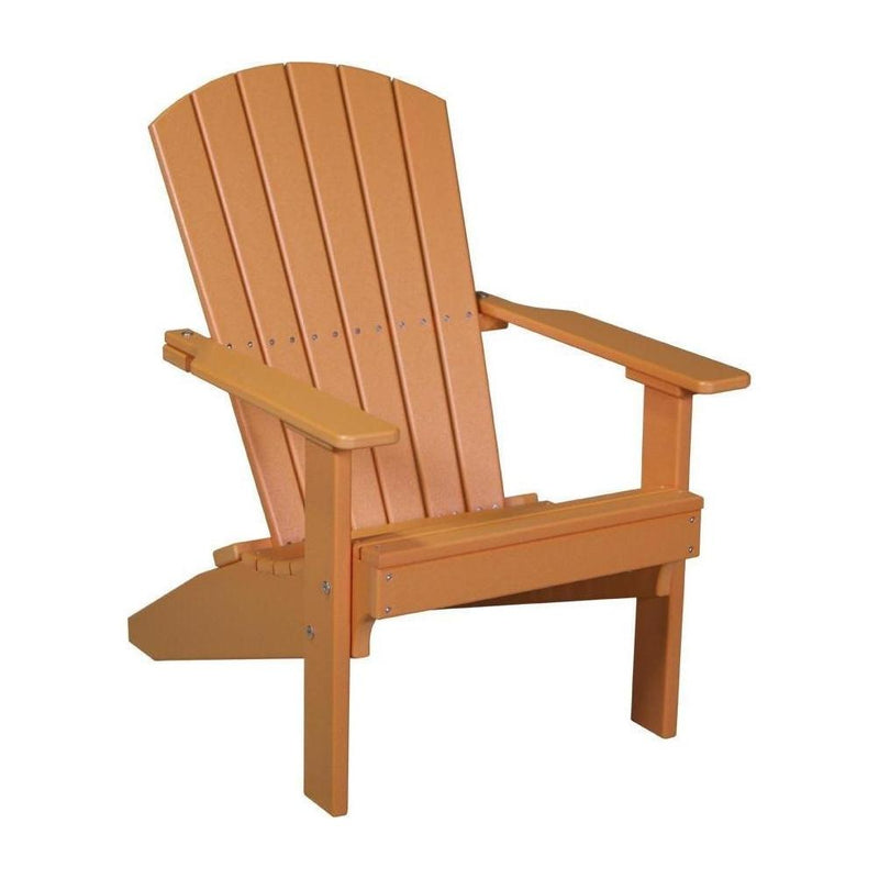 Lakeside Adirondack Chair Tangerine