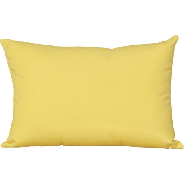 Outdoor Lumbar Pillow Buttercup
