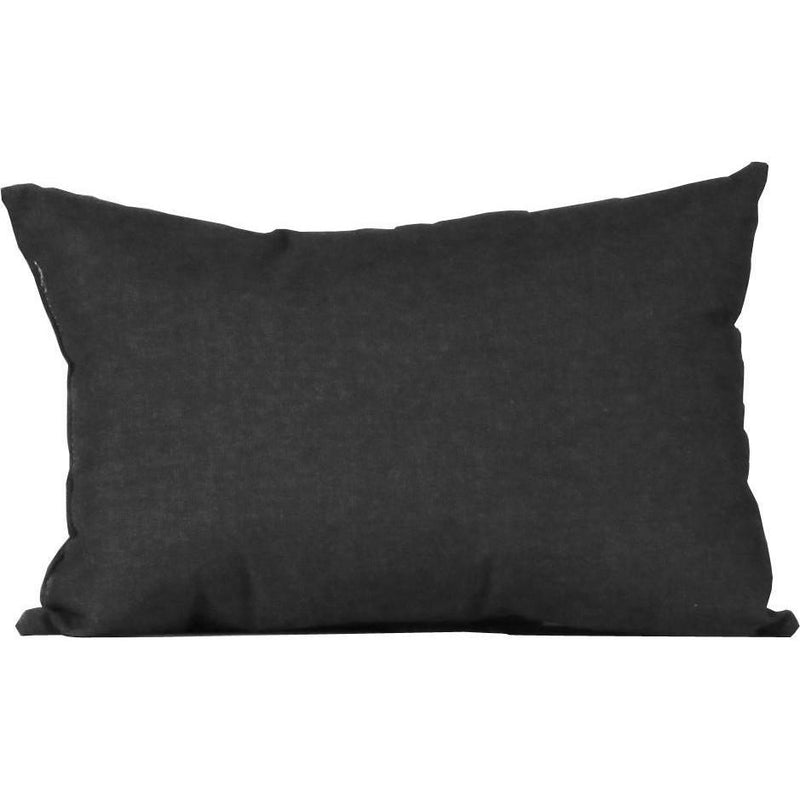 Outdoor Lumbar Pillow Spectrum Carbon