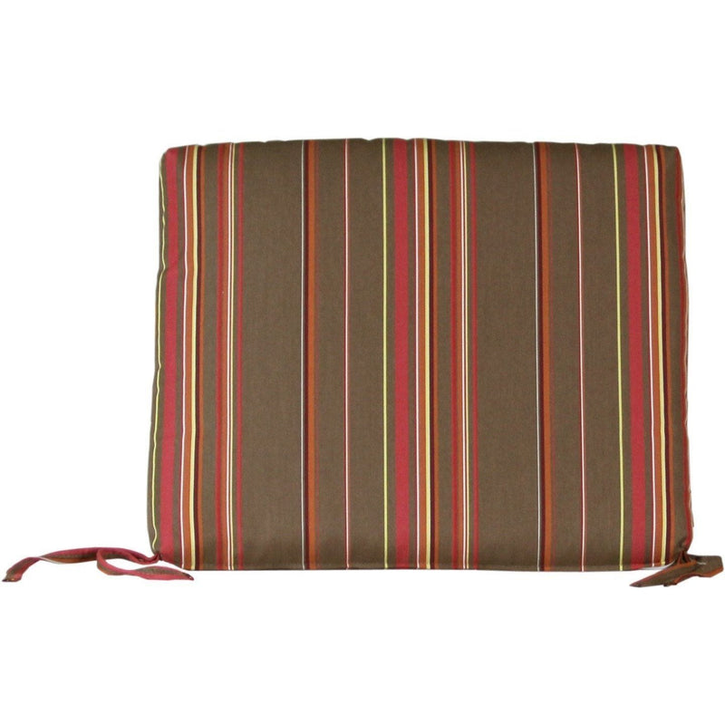 Outdoor Rocker Seat Cushion Stanton Brownstone