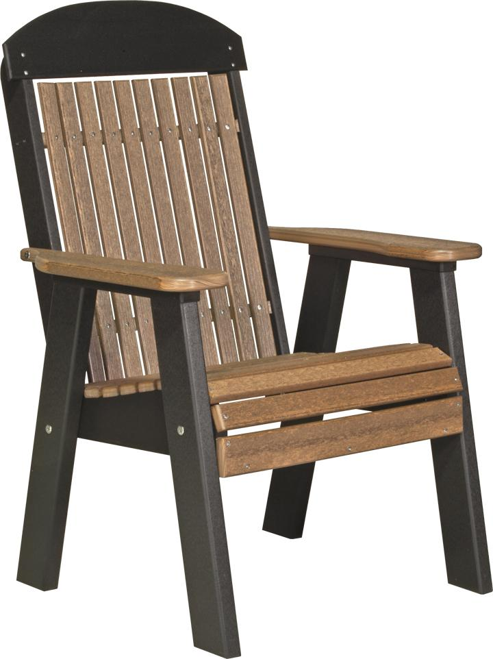 2' Classic Outdoor Bench Chair