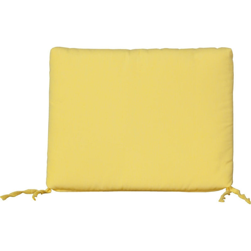 Outdoor 2' Seat Cushion Buttercup