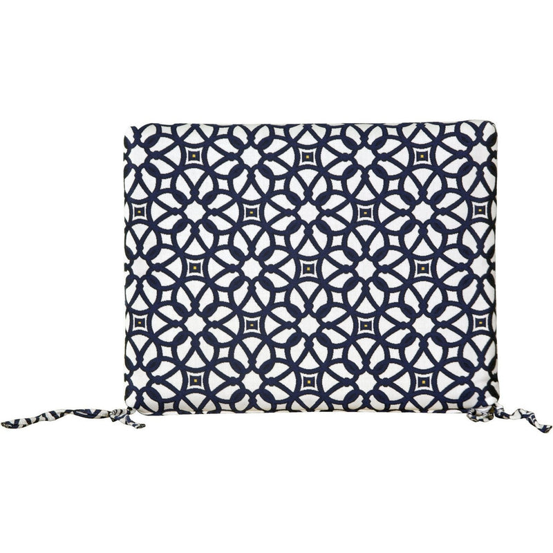 Outdoor 2' Seat Cushion Luxe Indigo