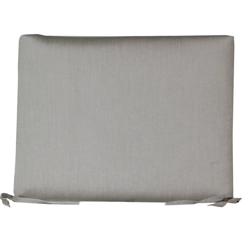 Outdoor 2' Seat Cushion Spectrum Dove