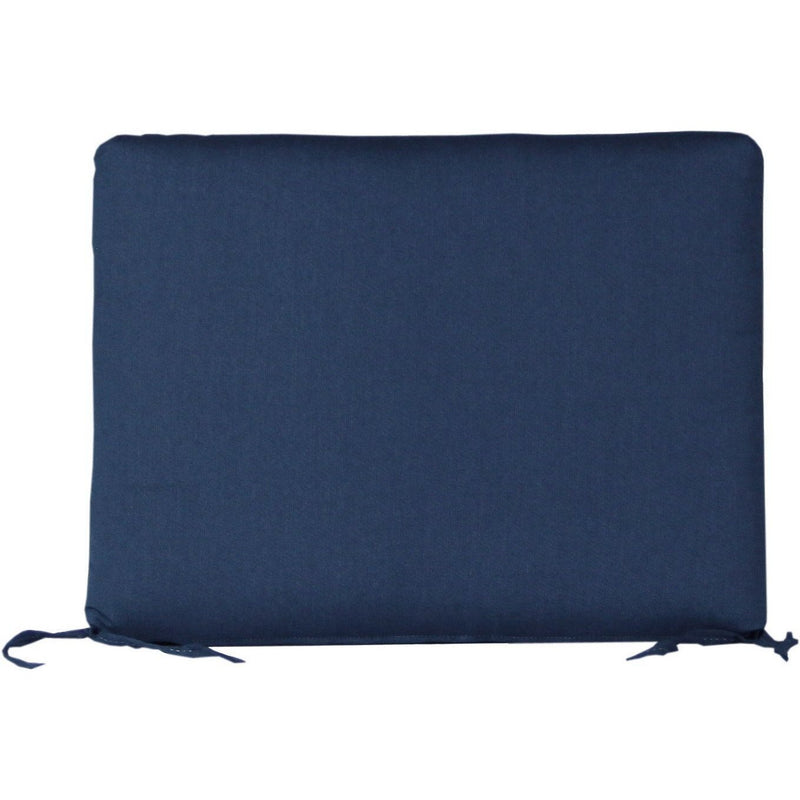 Outdoor 2' Seat Cushion Spectrum Indigo