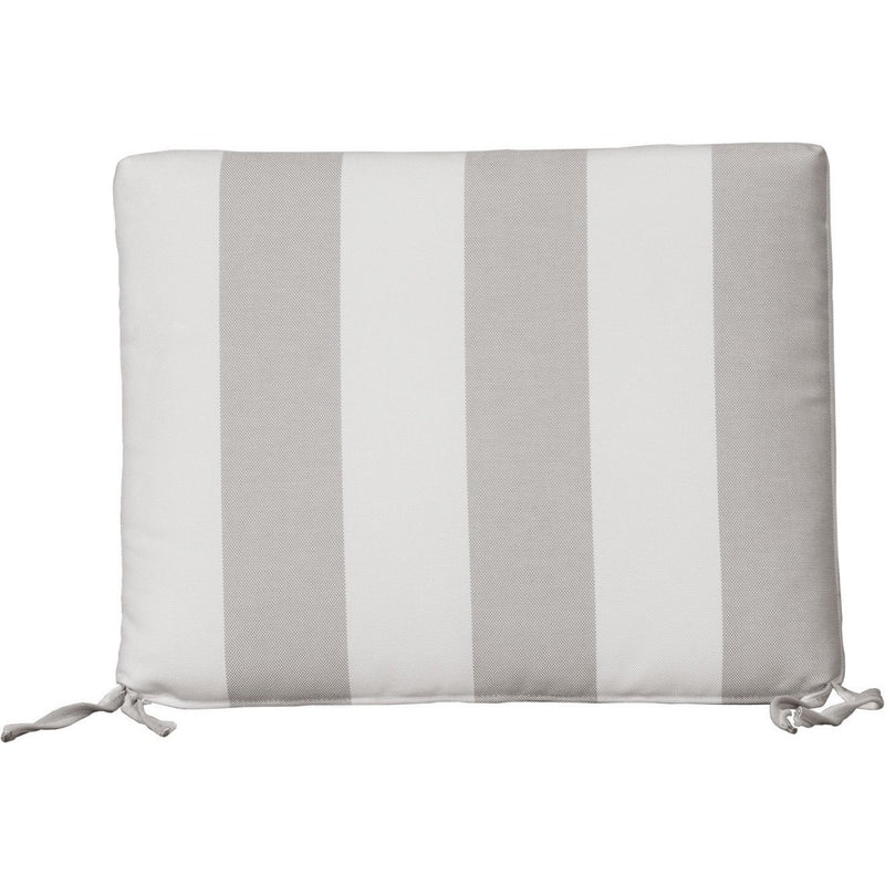 Outdoor 2' Seat Cushion Solana Seagull