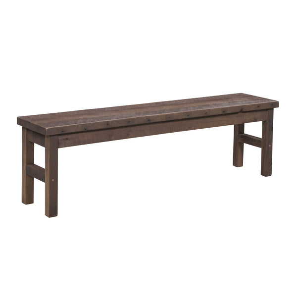 Amish Oxford Bench