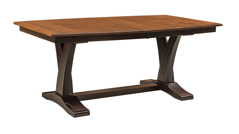 Paris Trestle Table-The Amish House