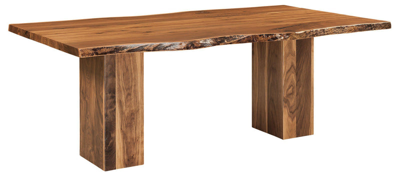 Rio Vista Trestle Table-The Amish House
