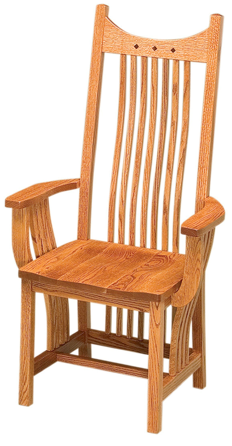 Amish Royal Mission Chair