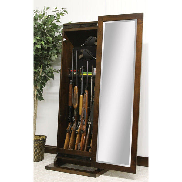 Shaker Rifle Cabinet-Accessories-The Amish House