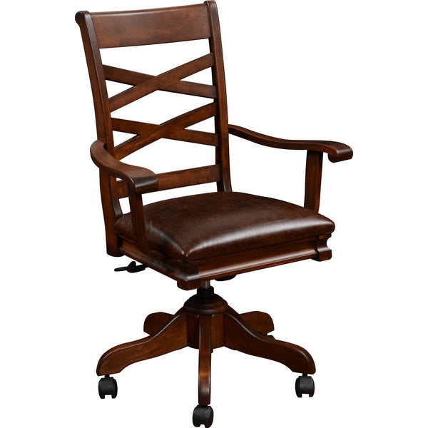 Amish Writer Series Desk Chair