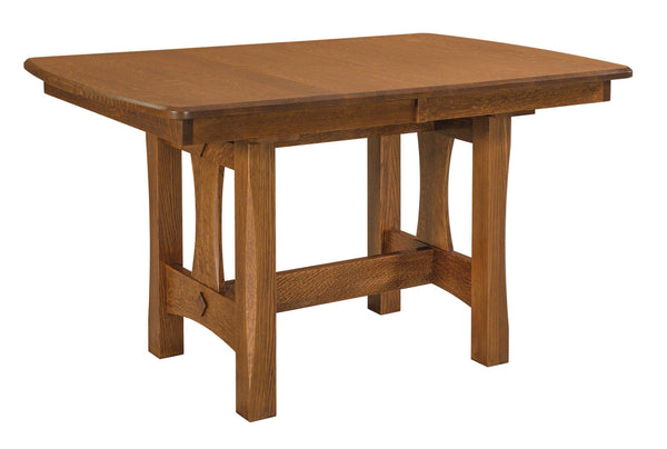 Sheridan Trestle Table-The Amish House