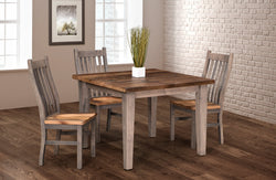 stonehouse 42 inch reclaimed barnwood table