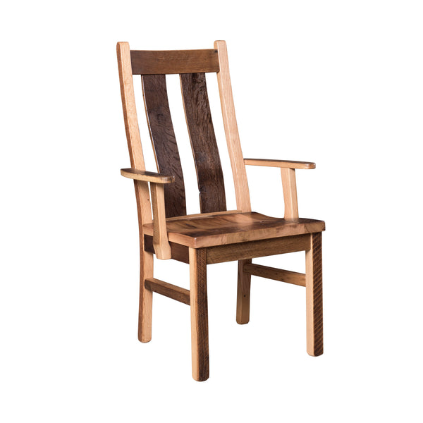 Stratford Reclaimed Barnwood Chairs
