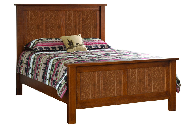 Amish Timberlake Bed