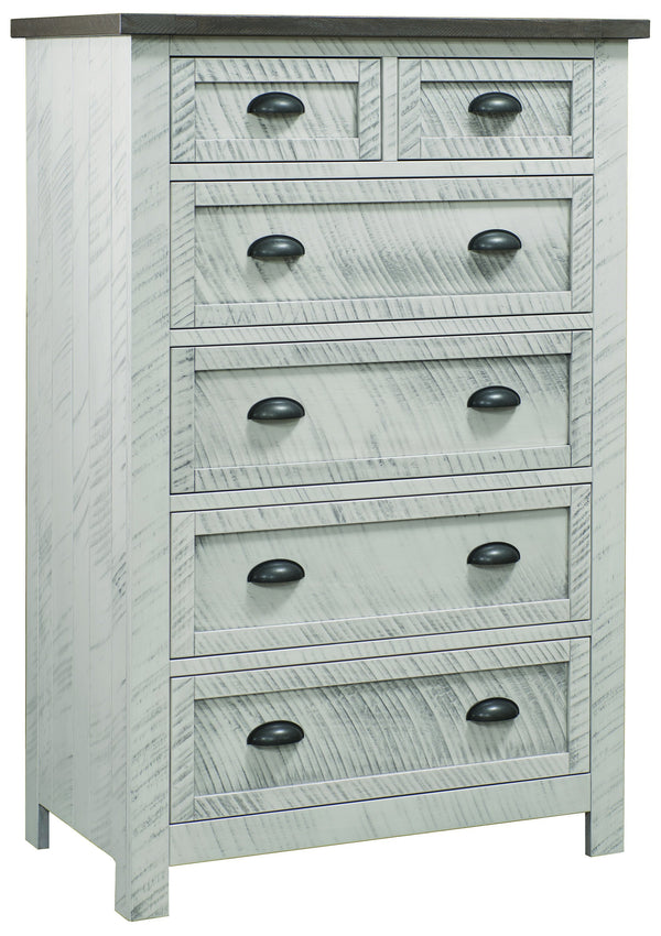 Timberlake Chest of Drawers-Bedroom-The Amish House
