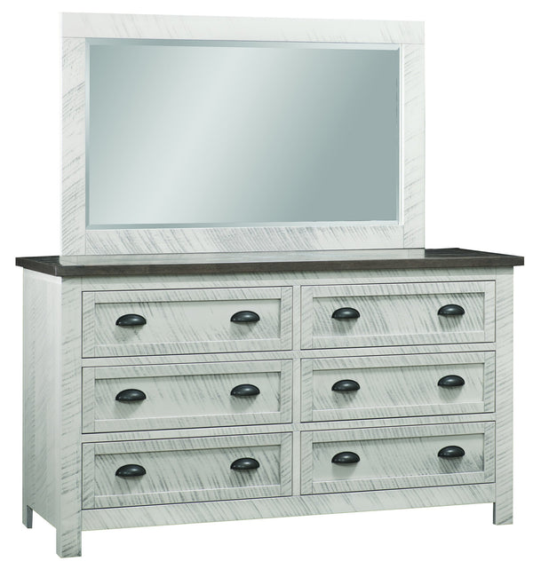 Timberlake Dresser-Bedroom-The Amish House