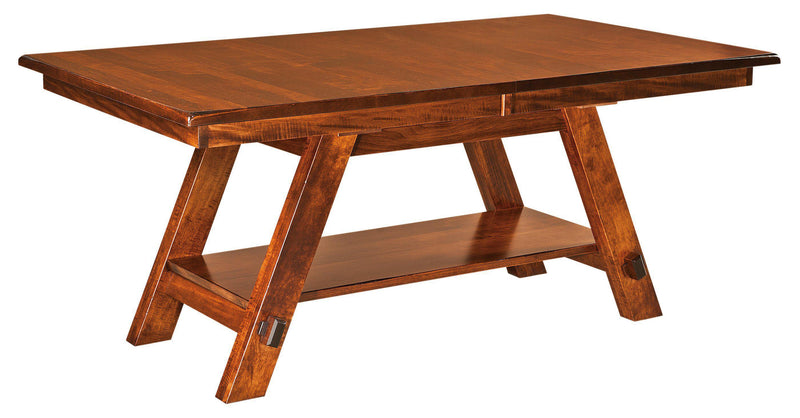 Timber Ridge Trestle Table-The Amish House