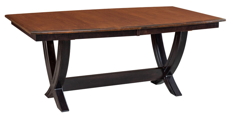 Ventura Trestle Table-The Amish House