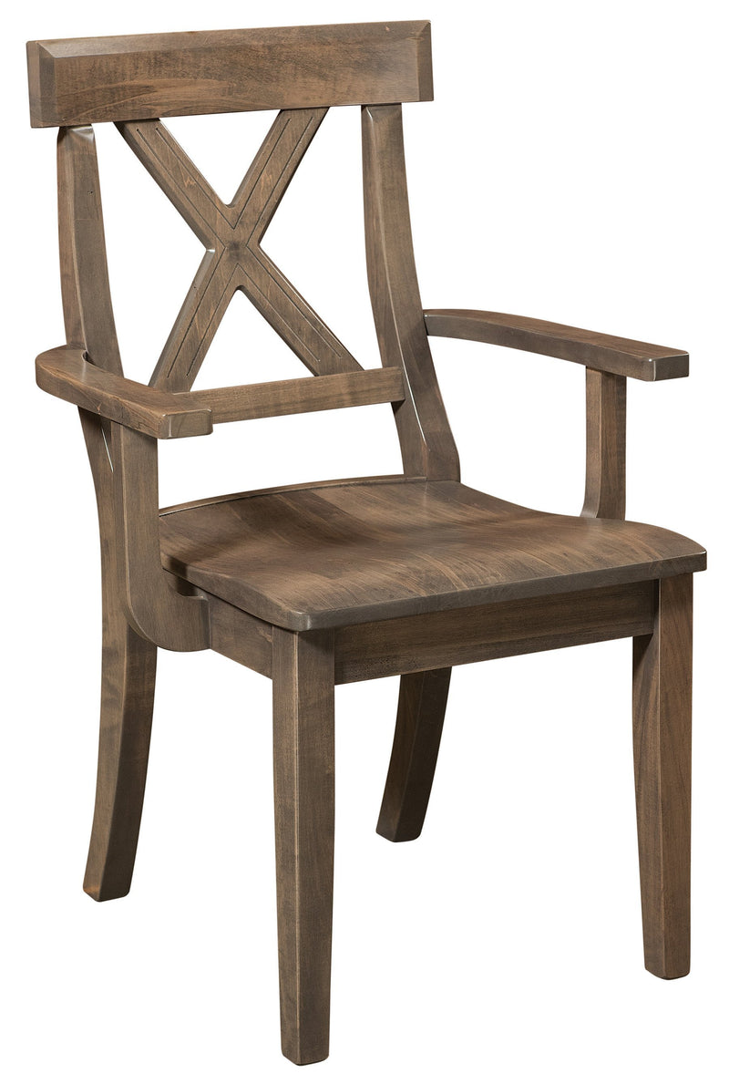 Amish Vornado Chair