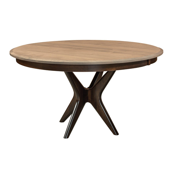 Amish West Newton Pedestal Table-The Amish House