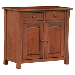 Woodbury Low Base Two Door Buffet