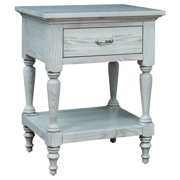 Wynnlow One Drawer Nightstand-The Amish House