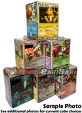 Pokemon Trading Card Game - 200+ Card Mystery Cube - Opened on Stream