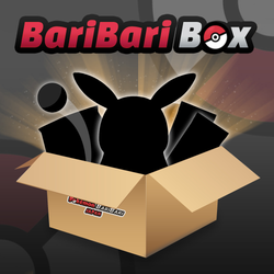 Pokemon BariBari Box - Customizable Pokemon Merch Box