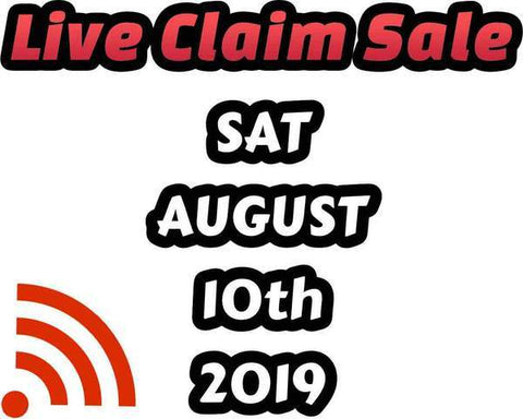 aliannt - Pokemon BariBari Japan Live Claim Sale 08/11/2019