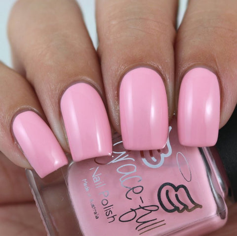 Peony Bloom - soft pink creme with peach undertone