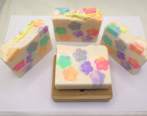 Goat's Milk Soap - Pineapple and Mango