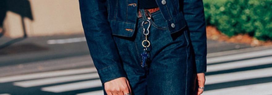 Using A Keyring To Accessorize Your Jeans