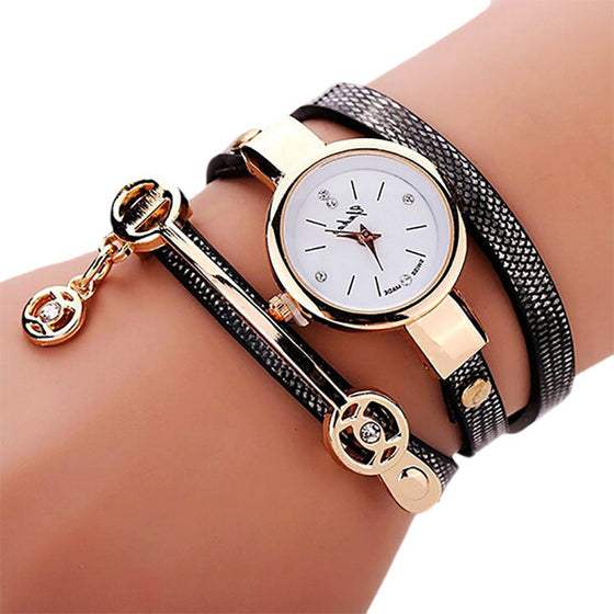 Casual Bracelet Wristwatch