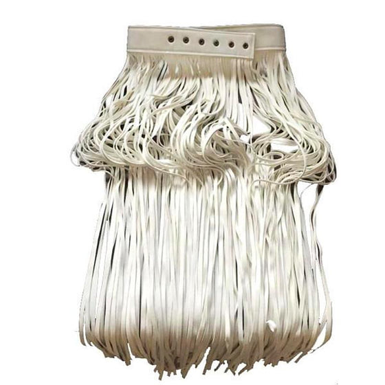 Leather Fringe Belt Skirt - SexyBling
