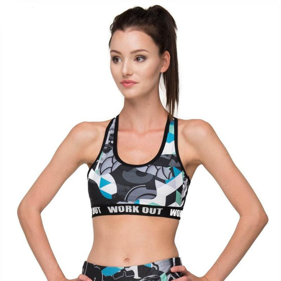Tattoo Printing Fitness Suit - SexyBling