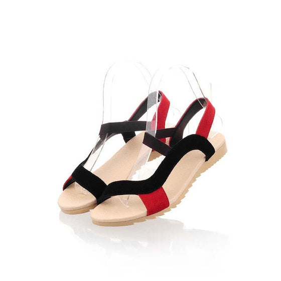 New Fashion Flats Heel Shallow Sandal