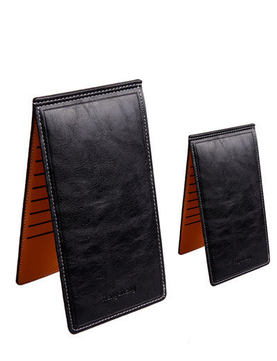 Ultra-Thin Hasp Zipper Wallet - SexyBling