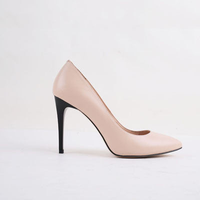 Highheel Sheepskin Pumps