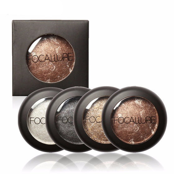 09 Colors Baked Eyes Makeup Cosmetics Set