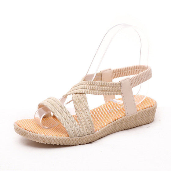 High Quality Flat Gladiator Sandals