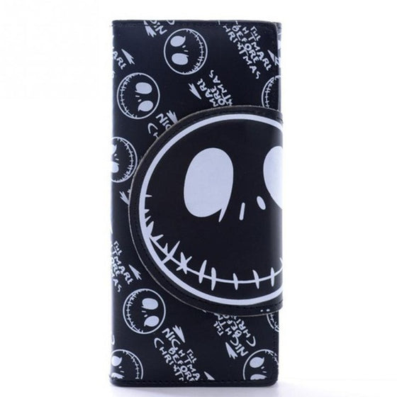 Creative Skull Design Female Wallet
