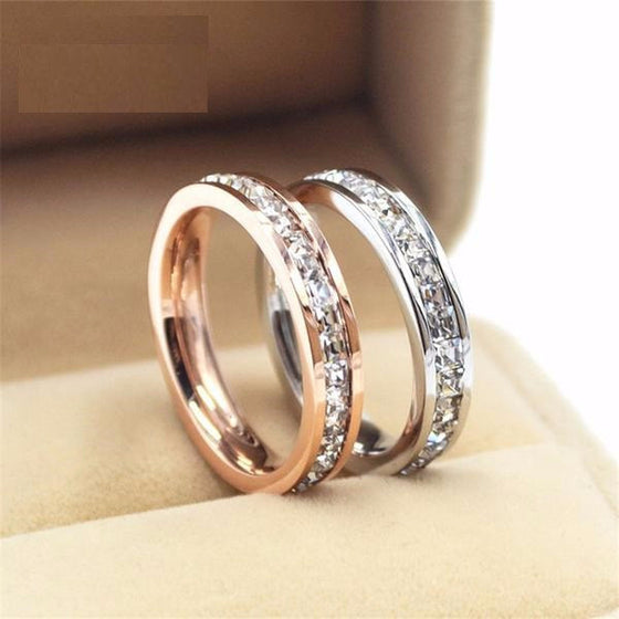 Sterling Wedding Rings For Women - SexyBling