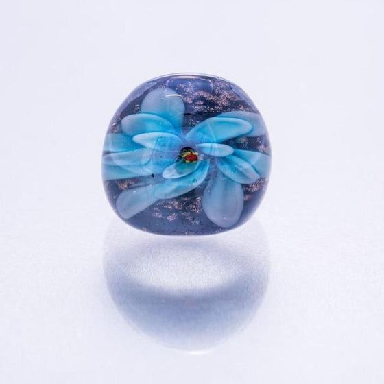 3D Flower Ring - SexyBling